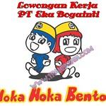 Lowongan Kerja Terbaru PT Eka Bogainti (HokBen)