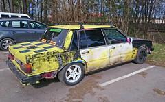 1989 Volvo 744-883 GL