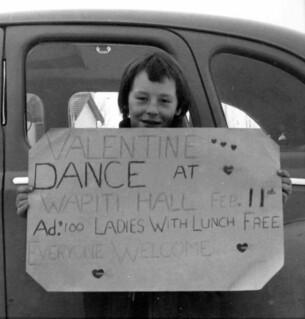 Valentine Dance c.1945