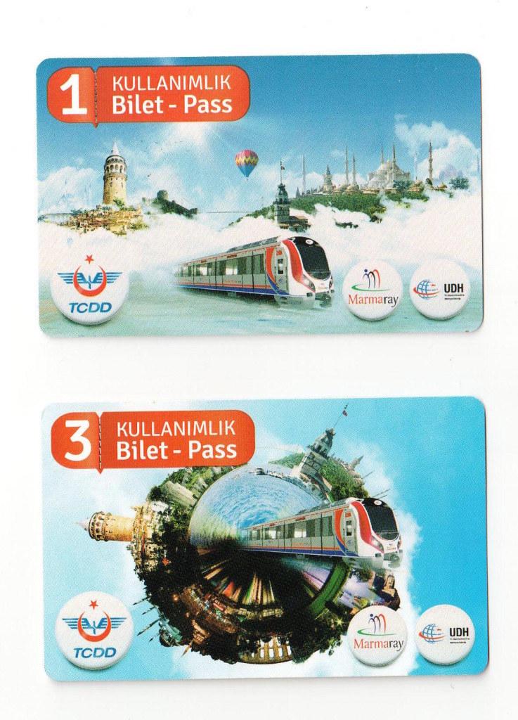 Marmaray bilet