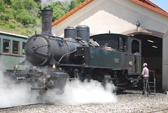 Train de l'Ardeche - there she blows