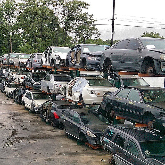 Selling Used Auto Parts Since 1951 Call 526 747 0250 Sam Flickr
