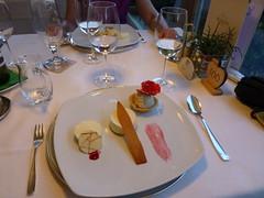 Dessert im Hotel Wiesenhof