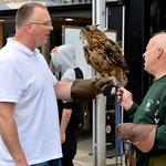 Lancashire Market in Preston 2016 - touch my bird
