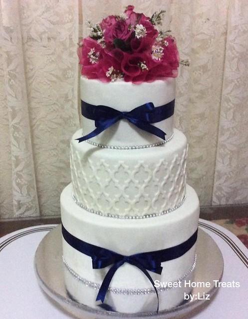 Cake by Liza Ramirez Lopez