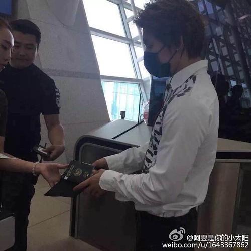 BIGBANG GDTOPDAE arrival Hangzhou 2015-08-25 112