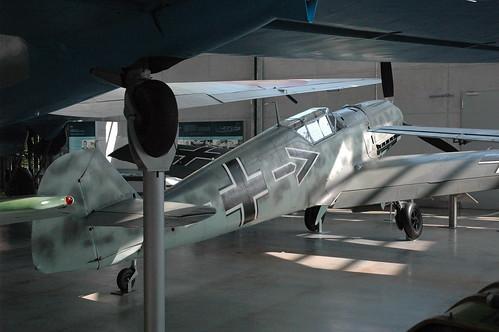 Messerschmitt Bf-109 E3