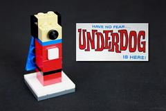 Brick Buddies- Underdog