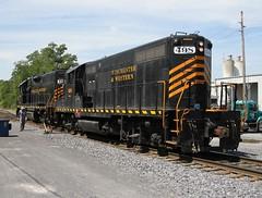 WW 498 Berkley West Virginia 7-20-16