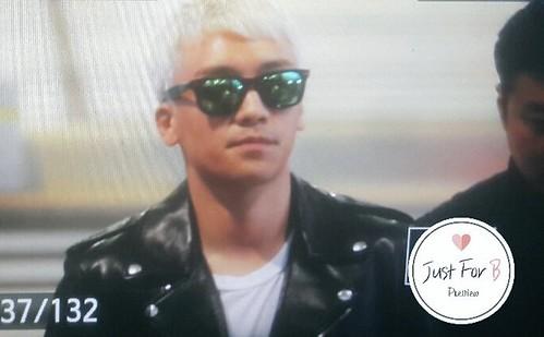 BIGBANG arrival Seoul 2015-10-26 justforb(10 (3)
