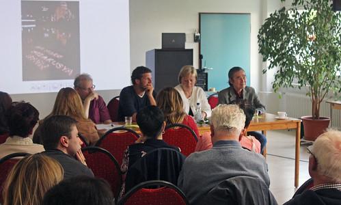 Ausstellung Hibakusha weltweit in Berlin