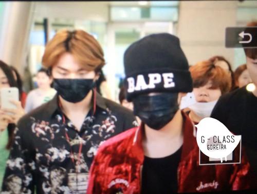 Big Bang - Incheon Airport - 26jul2015 - GDREIRA - 09