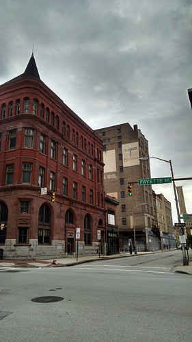 A look at Baltimore's crumbling infrastructure that has fueled the protests.