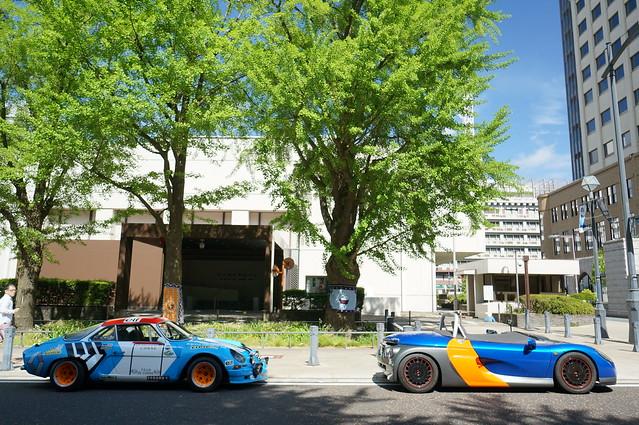 Renault Sport Spider & Alpine A110_DSC07249