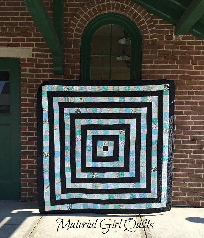 Ripple quilt