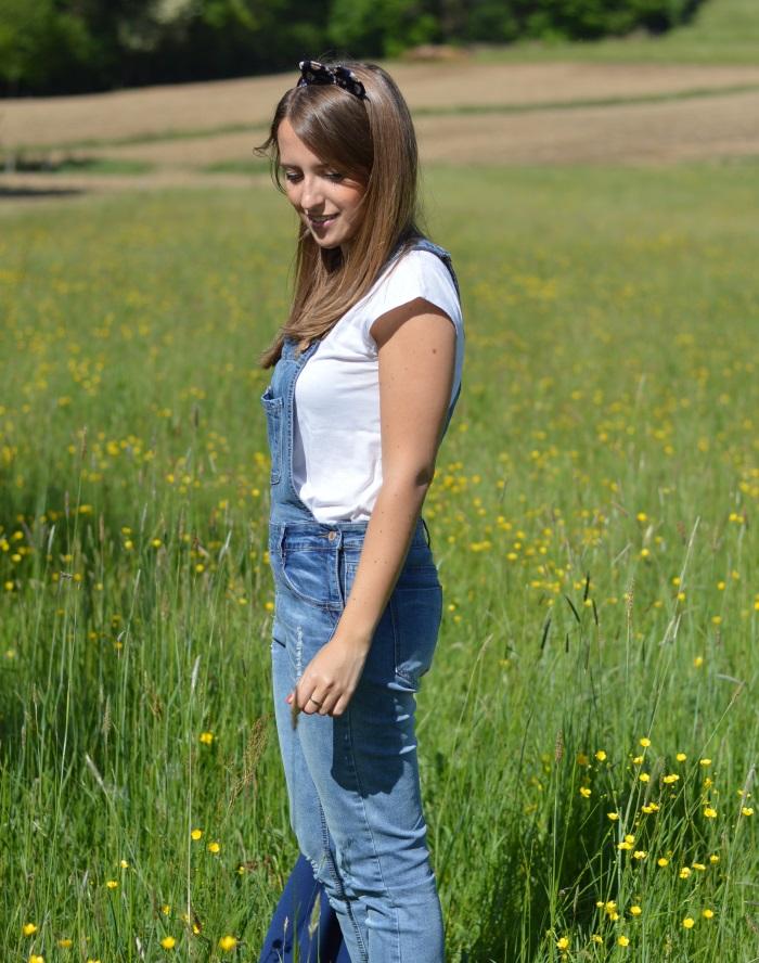 prato, wildflower girl, fashion, blogger, salopette, jumpsuit, Romwe,  (3)