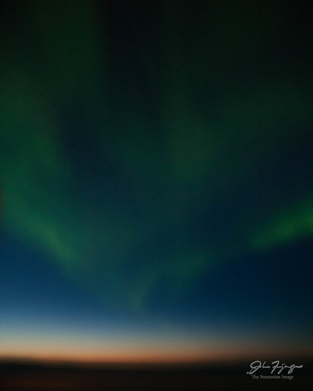 Aurora Sunrise