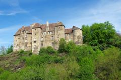 Boussac (Creuse) - Photo of Saint-Marien