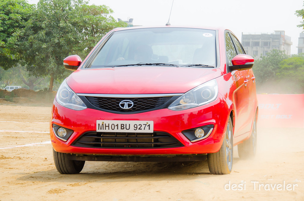 Tata Bolt Test Drive Review