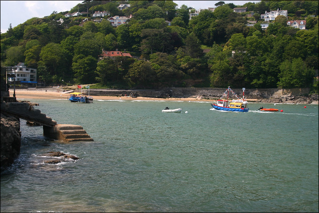 South Sands Beach, Salcombe