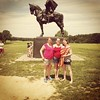 Memorial Day with da sisters! & #stonewalljackson #VA #roadtripping #gothistory #civilwarreenactors