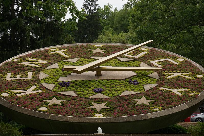 Kentucky Floral Clock, Frankfort