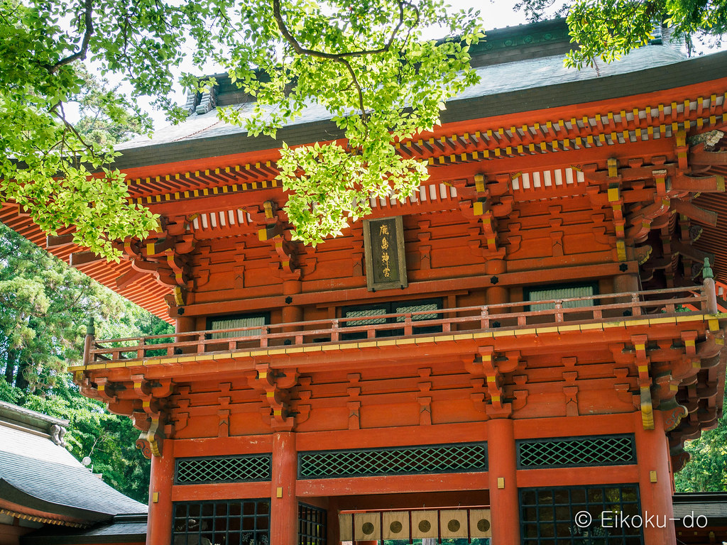 鹿島神宮2016