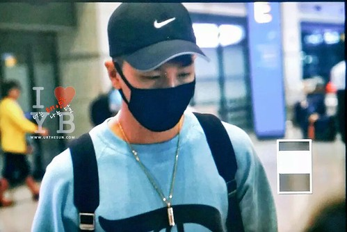 Big Bang - Incheon Airport - 02aug2015 - Urthesun - 01