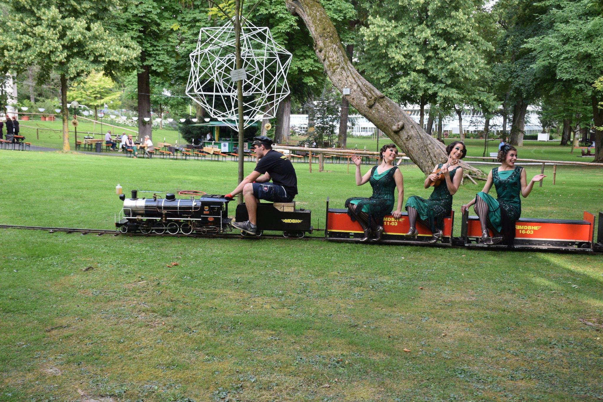 Impressionen vom Kurparkfest 2016