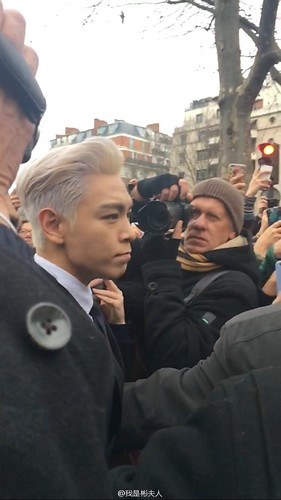 TOP - Dior Homme Fashion Show - 23jan2016 - 1797307967 - 02