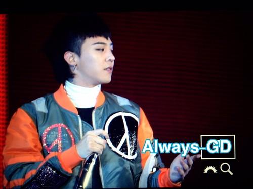 Big Bang - Made Tour - Osaka - 21nov2015 - Always GD - 01