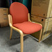 Wooden meeting chair €35