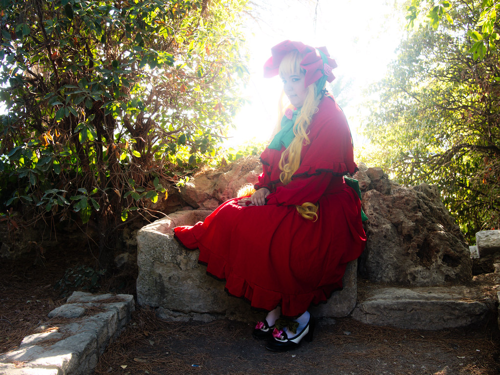 related image - Shooting Shinku - Rozen Maiden - Jardin des Doms - Avignon -2016-08-15- P1520217