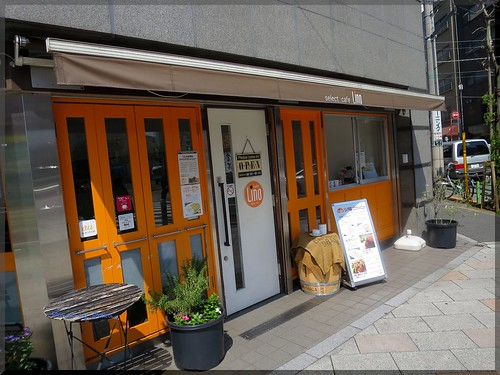 Photo:2015-04-22_築地記録帳_場外:Lino カフェ飯のカレーはなかなか本格的で美味なり!_05 By:logtaka