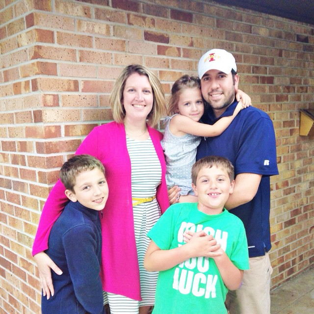 For my birthday I asked for one good family pic! #happybirthdaytome #38