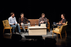 Symposium 'Wrapped in Code' – Panel #1 'On the Invisible Interface and the Future of Politics and Power'