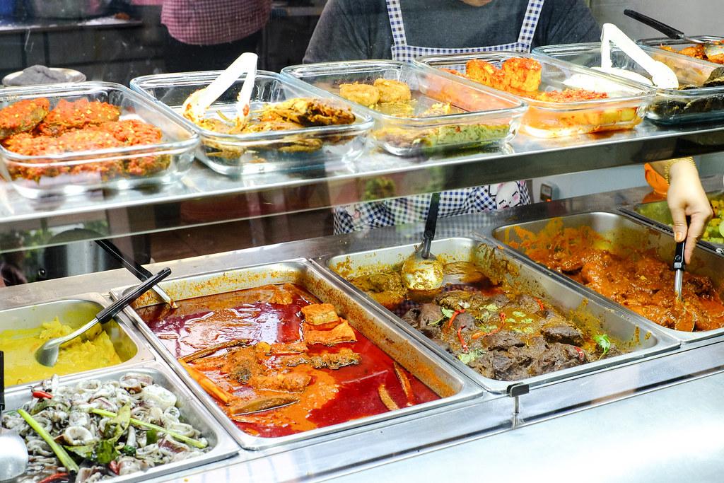 Paya Lebar Food: Syaza Nasi Padang