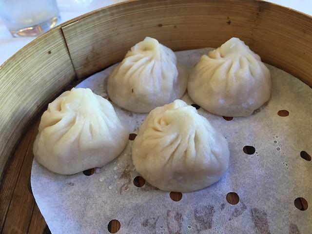 Shanghai dumplings - Hong Kong Lounge II