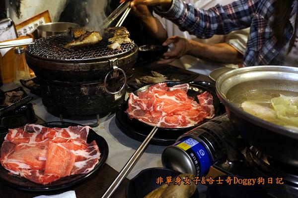 高雄逐鹿炭火燒肉12