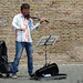 Busker 10 - Playing classics