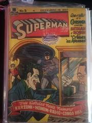 Superman Brazilian Editions