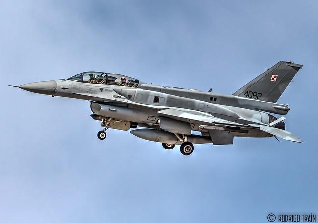 POLISH AIR FORCE. F-16