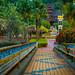 Sultanate Palace & Garden, Melaka Malaysia