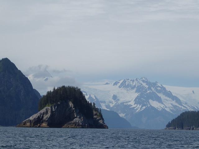 Kenai glaciers