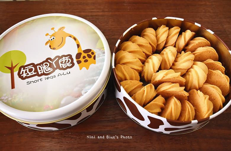 台中短腿阿鹿餅乾ㄚ鹿餅干曲奇10