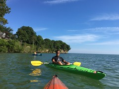 Paddle to Turnip Rock