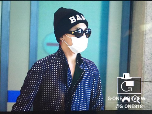G-Dragon Arrival Seoul from Paris 2015-07-09 027