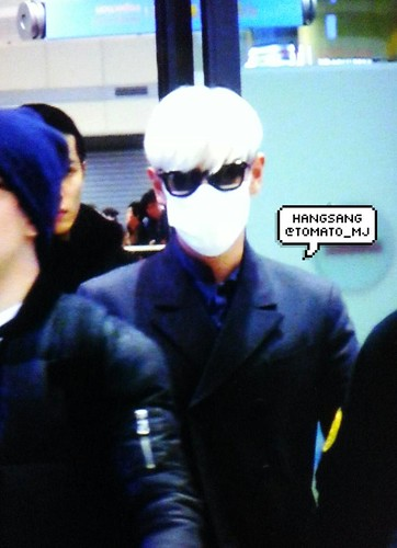 Big Bang - Incheon Airport - 31jan2015 - TOP - tomato_mj - 02