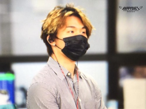 BIGBANG Departing Seoul to Osaka 2015-08-21 (65)