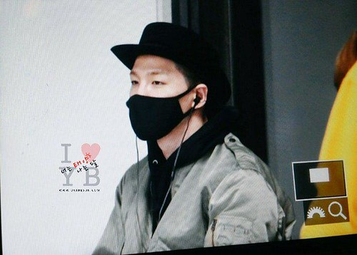Big Bang - Gimpo Airport - 27feb2015 - Tae Yang - Urthesun - 03